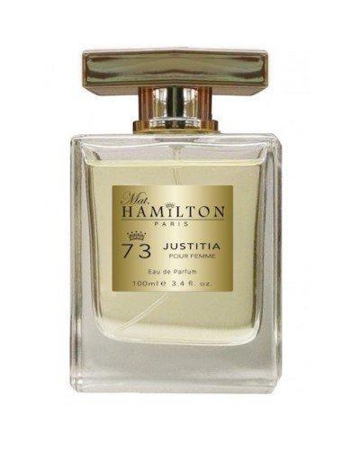 Mat. Hamilton Perfume Justitia 73 EDP For Women 100ml