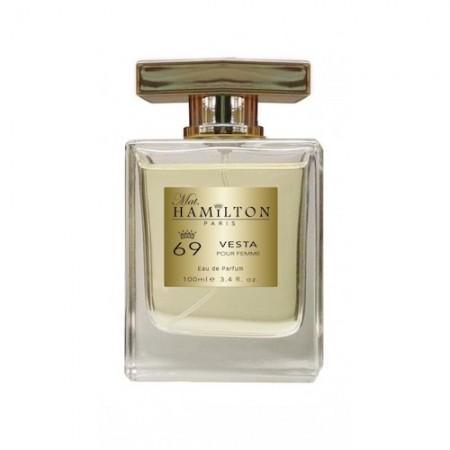 Mat. Hamilton Perfume Vesta 69 EDP For Women 100ml