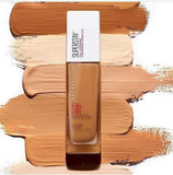 Maybelline makeup SuperStay Full Coverage Foundation