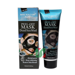 Mei Nai Er Skin Care Peel-Off Mask Dead Sea Mud - 120ml
