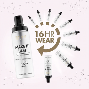 Milani makeup Make it Last Setting Spray 60ml