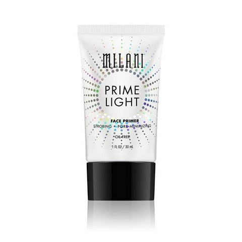 Milani makeup Prime Light Face Primer