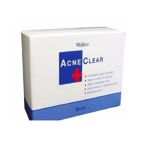 Mistine Skin Care Acne Clear Soap - 90g
