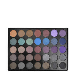 Morphe Make-Up 35D - 35 Colour Dark Smoky Palette