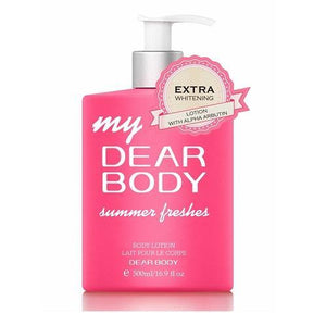 My Dear Body Skin Care Summer Freshes Extra Whitening Body Lotion - 500ml