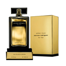 Load image into Gallery viewer, Narciso Rodriguez Perfume Amber Musc For Women - 100ml
