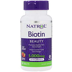 Biotin Beauty Supplement