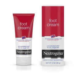 Neutrogena Skin Care Norwegian Formula Foot Cream 56g