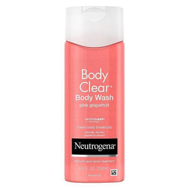 Neutrogena Skin Care Pink Grapefruit Body Clear Body Wash 250ml
