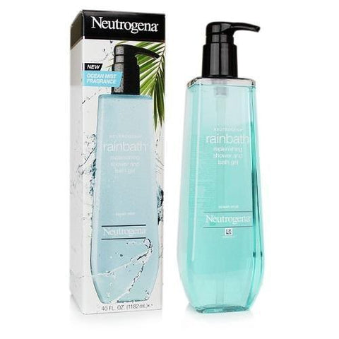 Neutrogena Skin Care Rainbath Replenishing Shower and Bath Gel - 1182ml