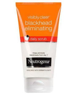 Neutrogena Skin Care Visibly Clear Blackhead Eliminating Daily Scrub