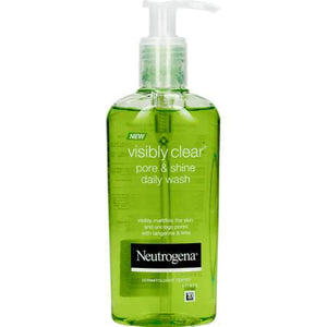 Neutrogena Skin Care Visibly Clear Pore & Shine Daily Wash 200ml