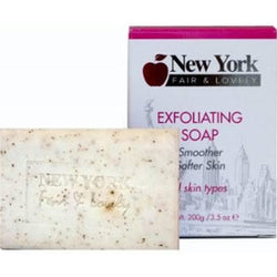 New York Fair and Lovely Exfoliating Soap