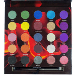 Nuban Beauty Eyeshadow Obsession Eyeshadow Palette