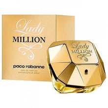 Load image into Gallery viewer, Paco Rabanne Perfume Lady Million EDP for Women 80ml