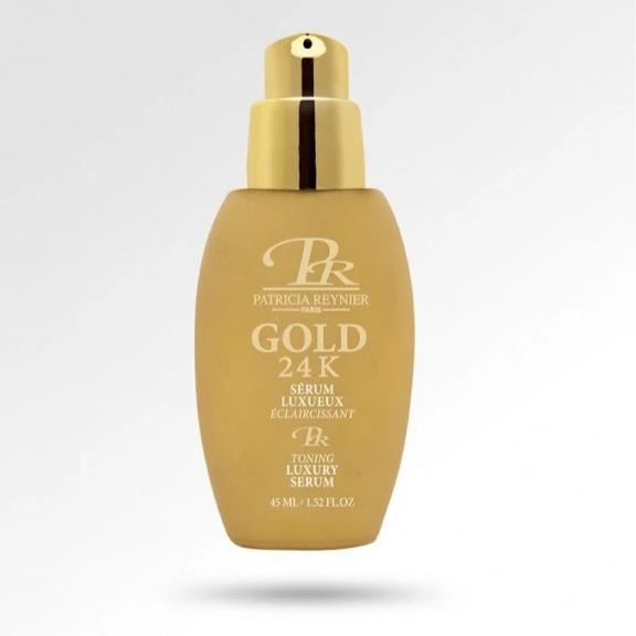 Patricia Reynier 24k Gold Toning Serum | Lami Fragrance