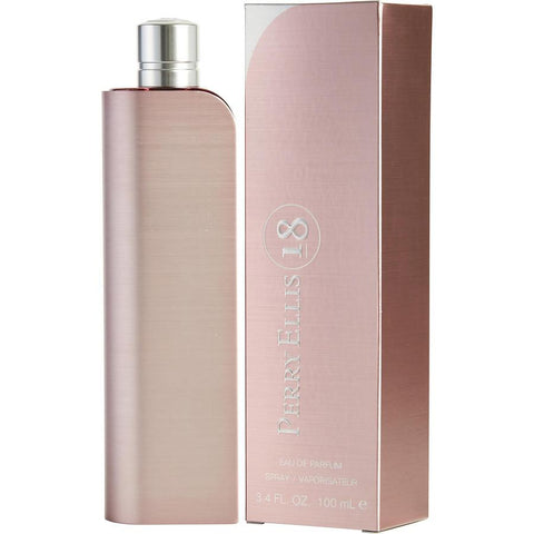 Perry Ellis 18 Eau de Toilette for Women 100ml