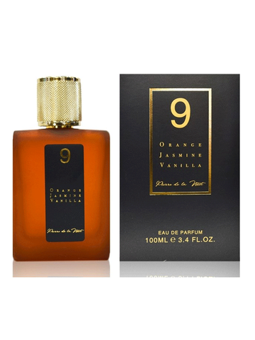 Pierre De La Nuit 9 Orange, Jasmine, Vanilla Perfume 100ml