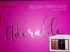 Profusion Adorable Blush + Bronzer Makeup Palette - Lami Fragrance
