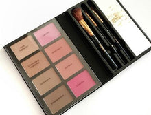 Load image into Gallery viewer, Profusion Make-Up Adorable Blush + Bronzer Palette