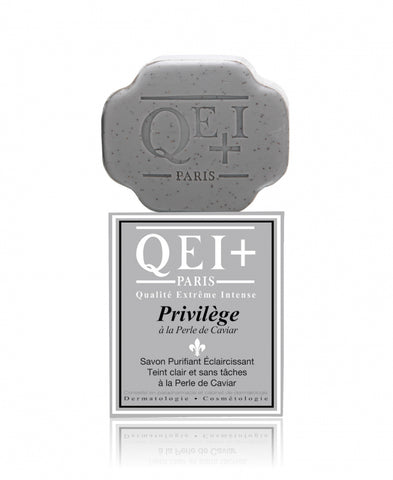QEI+ Privilege Caviar Exfoliating Soap