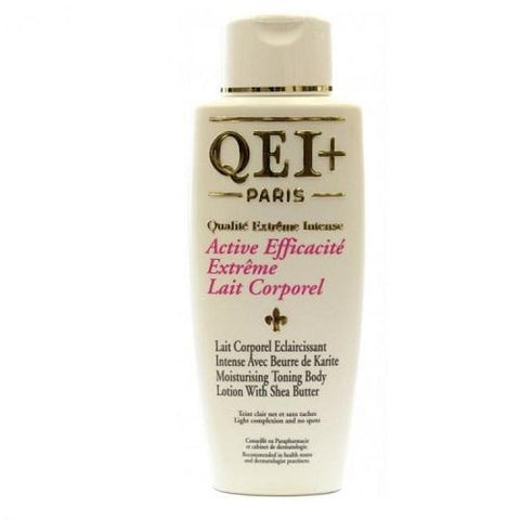 QEI+ Efficacite Extreme Toning Lotion with Shea Butter - Lami Fragrance