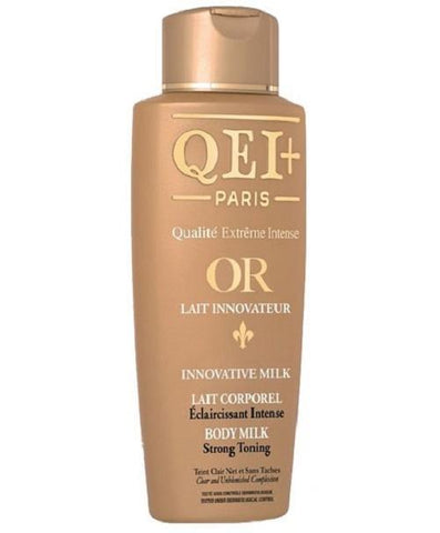 QEI+ Skin Care OR Innovative Milk Strong Toning Lotion -  500ml