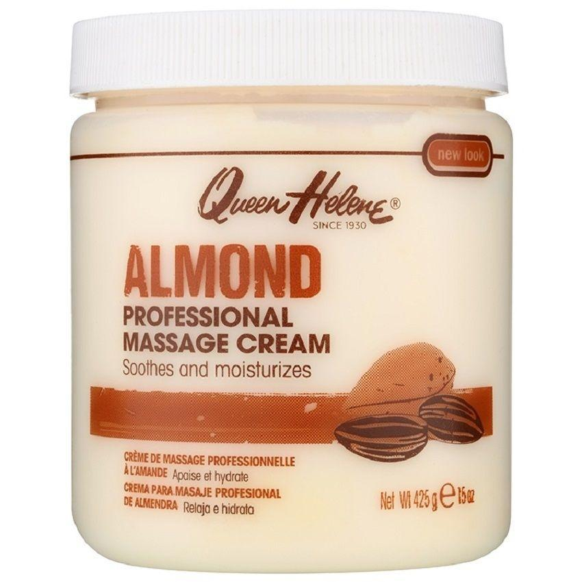 Queen Helene Skin Care Almond Professional Massage Cream 425g