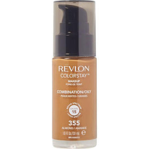 Revlon Make-Up Almond ColorStay Makeup Foundation For Combo/Oily Skin