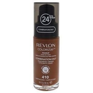 Revlon Make-Up Capuccino ColorStay Makeup Foundation For Combo/Oily Skin