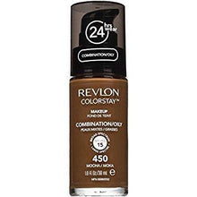 Load image into Gallery viewer, Revlon Make-Up Mocha ColorStay Makeup Foundation For Combo/Oily Skin