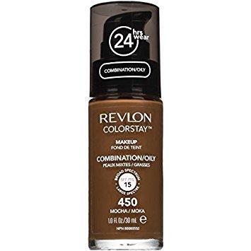 Revlon Make-Up Mocha ColorStay Makeup Foundation For Combo/Oily Skin