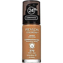 Load image into Gallery viewer, Revlon Make-Up Toast ColorStay Makeup Foundation For Combo/Oily Skin