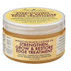 Shea Moisture Hair Care Strengthen Grow Restore Edge Treatment 133ml