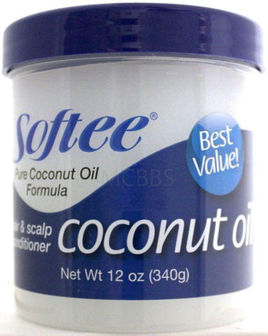 Softee Coconut Oil Hair & Scalp Conditioner Cream