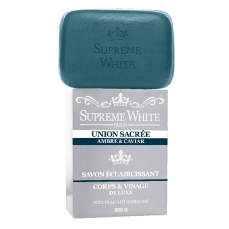 Supreme White Skin Care Union Sacree Soap