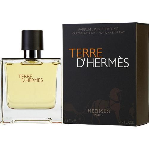 Terre D'Hermes Fragrance 100ml EDP Hermes EDP for Men 75ml