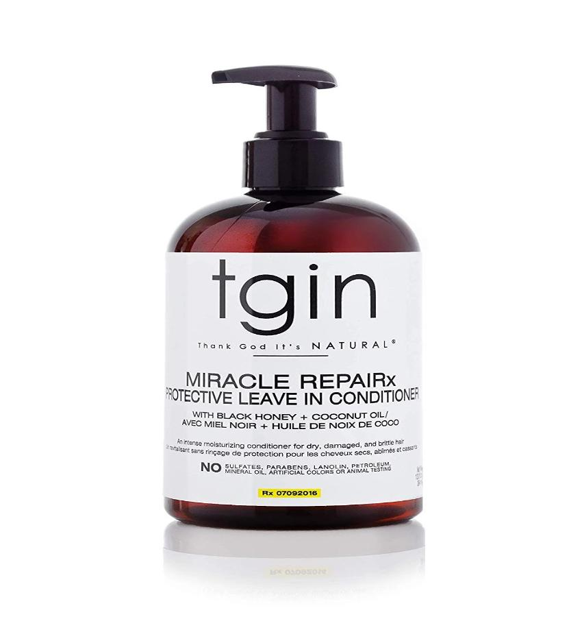 Tgin Miracle Repairx Protective Leave in Conditioner