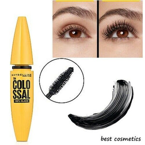 The Colossal 100% Black Mascara 10.7ml