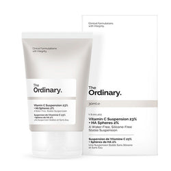 The Ordinary Vitamin C Suspension 23% + HA Spheres 2% - 30ml