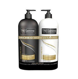 Tresemme Hair Care Luxurious Moisture Shampoo and Conditioner - 946ml
