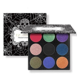 TZ Cosmetix makeup Twilight Shimmer Eyeshadow Palette