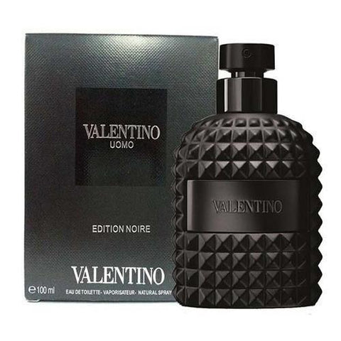 Valentino Fragrance Valentino Uomo Edition Noire EDT For Men - 100ml