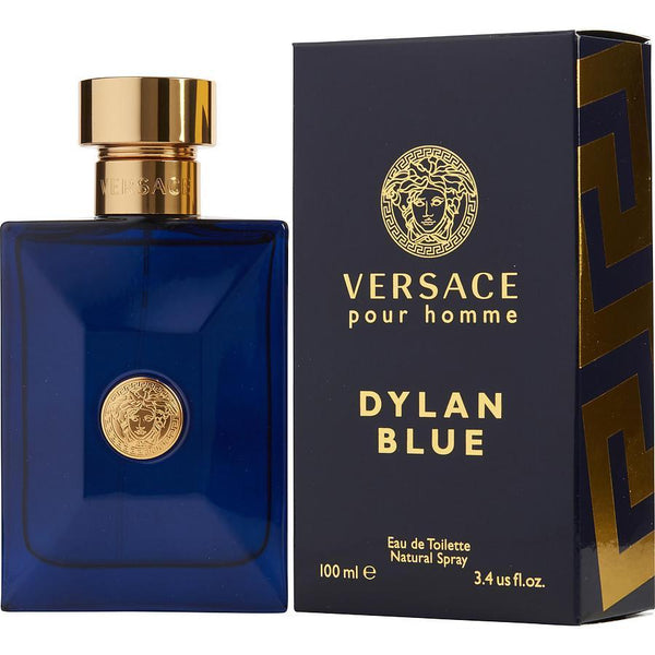 Versace Fragrance Dylan Blue EDT for Men - 100ml