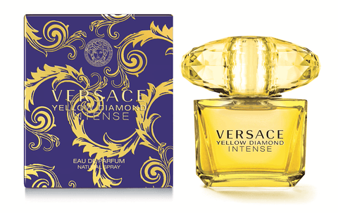 Versace Perfume Yellow Diamond Intense EDP for Women -  90ml