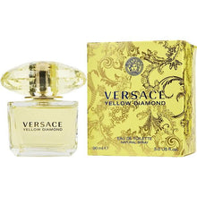 Load image into Gallery viewer, Versace Yellow Diamond Perfume 90ml