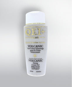 QEI+ Volcanic Toning Scrubbing Shower Gel 250ML
