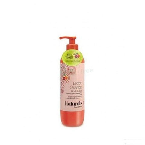 Watsons Skin Care Naturals by Watsons Blood Orange Body Lotion - 490ml