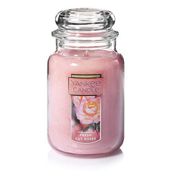Yankee Candle Fresh Cut Roses 623g