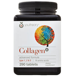 Youth Theory Collagen Advanced Formula 290 tablets